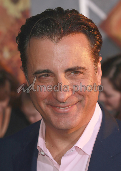 "18 September 2008 - Hollywood, California - Andy Garcia. ""Beverly Hills Chihuahua"" Los Angeles Premiere held at the El Capitan Theatre. Photo Credit: Charls Harris/AdMedia"