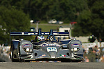 09 August 2008: The Lowes Fernandez Racing Acura ARX-01B, driven by Luis Diaz (MEX), at the Generac 500  at Road America, Elkhart Lake, Wisconsin, USA.