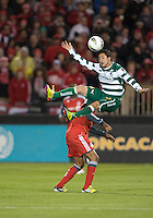 Toronto FC vs Club Santos Laguna March 28 2012