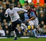 261206 Tottenham Hotspur v Aston Villa