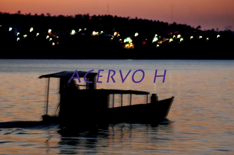 Rio Xingu.<br /> Altamira, Par&aacute;, Brasil.<br /> Foto Paulo Santos<br /> 2005
