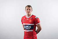 Picture by Allan McKenzie/SWpix.com - 10/01/18 - Rugby League - Super League - Hull KR Media Day 2018 - KCOM Lightstream Stadium, Craven Park, Hull, England - Connor Williams.