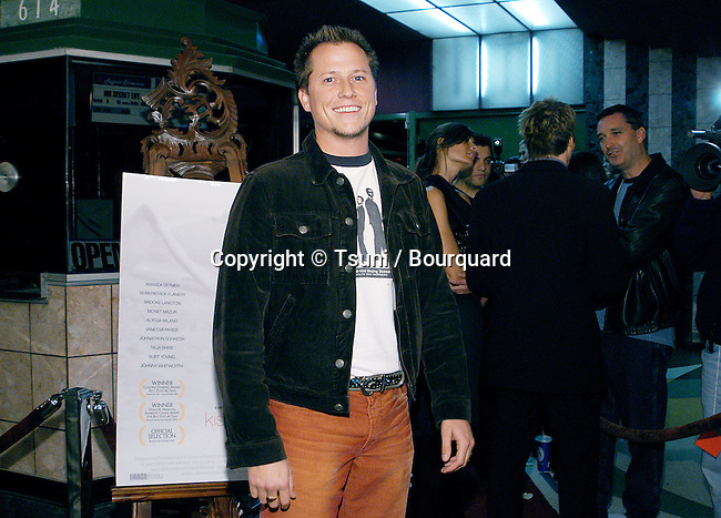 "Corin Nemec arriving at the premiere of ""Kiss The Bride"" at the Showcase Regent Theatre in Los Angeles. October 23, 2002.            -            NemecCorin12.jpg"