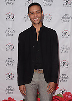 HOLLYWOOD, CA - APRIL 7:  Rayvon Owen at the My Friend's Place 30th Anniversary Gala at the Hollywood Palladium on April 7, 2018 in Hollywood, California. (Photo by Scott KirklandPictureGroup)
