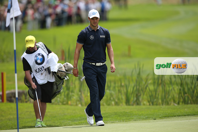 Mixed bag of misery for Martin Kaymer (GER) during Round One of the 2015 BMW International Open at Golfclub Munchen Eichenried, Eichenried, Munich, Germany. 25/06/2015. Picture David Lloyd | www.golffile.ie