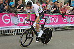 Rohan Dennis (AUS) climbs Parliment Street during the Men Elite Individual Time Trial of the UCI World Championships 2019 running 54km from Northallerton to Harrogate, England. 25th September 2019.<br /> Picture: Seamus Yore | Cyclefile<br /> <br /> All photos usage must carry mandatory copyright credit (© Cyclefile | Seamus Yore)