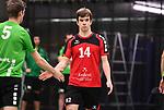 2017-10-28 / Volleybal / Seizoen 2017-2018 / Heren Mendo Booischot B / Jarne Frans<br /> <br /> ,Foto: Mpics.be