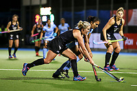 Erin Goad during the international hockey match between the Blacksticks Women and India, Rosa Birch Park, Pukekohe, New Zealand. Tuesday 16  May 2017. Photo:Simon Watts / www.bwmedia.co.nz