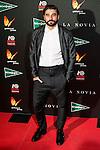 "Alex Garcia Fernandez attends to the premiere of the spanish movie ""La Novia"" at Callao City Lights in Madrid, December 01, 2015<br /> (ALTERPHOTOS/BorjaB.Hojas)"