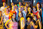 A lot of Tesco Staff enjoying a night out in the Black Bull.<br /> Picture: Shane Maguire / www.newsfile.ie
