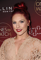 04 October  2017 - Hollywood, California - Sharna Burress. 2017 People's &quot;One's to Watch&quot; Event held at NeueHouse Hollywood in Hollywood. <br /> CAP/ADM/BT<br /> &copy;BT/ADM/Capital Pictures