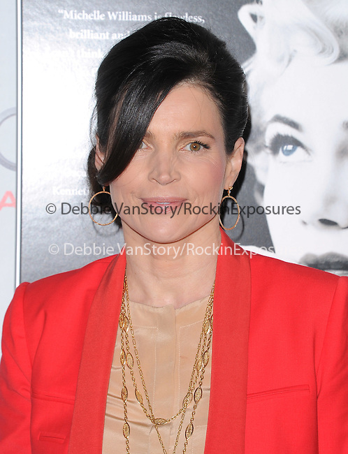 Julia Ormond at The AFI FEST 2011 My Week With Marilyn Gala Screening held at The Grauman's Chinese Theatre in Hollywood, California on November 06,2011                                                                               © 2011 Hollywood Press Agency