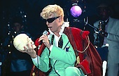 Aug 15, 1983: DAVID BOWIE - Serious Moonlight Tour - The Forum Inglewood CA USA