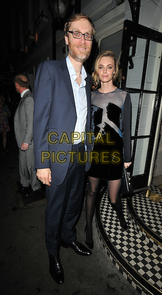 LONDON, ENGLAND - JULY 13: Stephen Merchant &amp; Christine Marzano attend the &quot;The Mentalists&quot; press night, Wyndham's Theatre, Charing Cross Rd., on Monday July 13, 2015 in London, England, UK.                                                                                                                                                                                                                                                                                                                                                                                                                                                                                                                                                                                                                                                                                                                                                                                                                                                                                                                                                                                                                                                                                                                                                                                                     <br /> CAP/CAN<br /> &copy;Can Nguyen/Capital Pictures