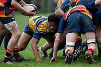 20190905 Hurricanes U15 Rugby - St Peter's College v John McGlashan College