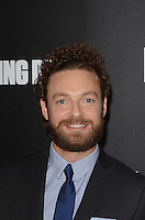HOLLYWOOD, CA - OCTOBER 23: Ross Marquand at AMC Presents Live, 90-Minute Special Edition of 'Talking Dead' at Hollywood Forever on October 23, 2016 in Hollywood, California. Credit: David Edwards/MediaPunch