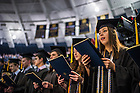 May 17, 2014; 2014 Commencement Mass Photo by Matt Cashore/University of Notre Dame