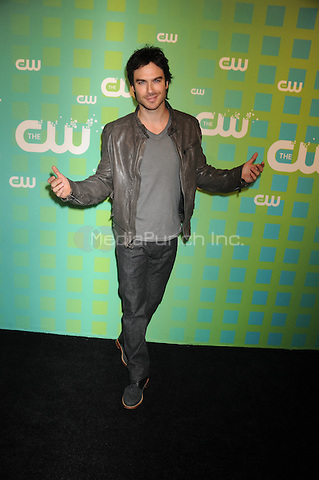 Ian Somerhalder at The CW Network's 2012 Upfront at New York City Center on May 17, 2012 in New York City. . Credit: Dennis Van Tine/MediaPunch