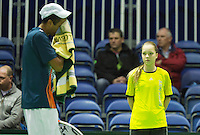 10-02-13, Tennis, Rotterdam, qualification ABNAMROWTT,   Rajeev Ram