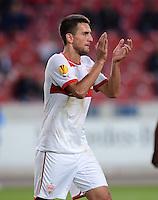 FUSSBALL   EUROPA LEAGUE   SAISON 2012/2013   20.09.2012 VfB Stuttgart - FC Steaua Bukarest Vedad Ibisevic (VfB Stuttgart)