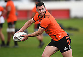 14th September 2017, Alexandra Park, Auckland, New Zealand; New Zealand Rugby Training Session;  Ryan Crotty
