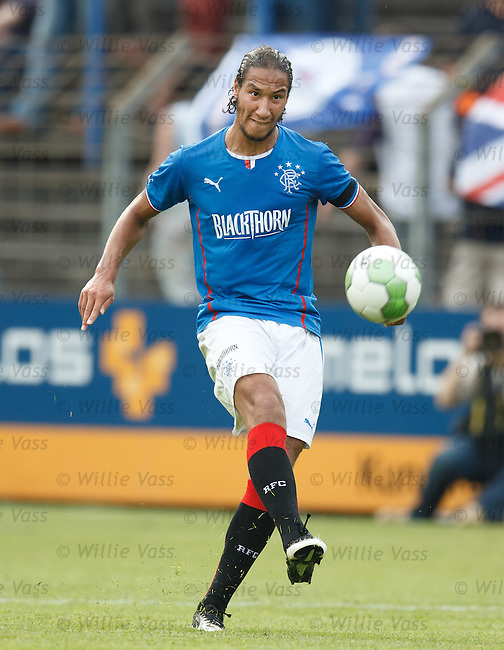 Bilel Mohsni, Rangers