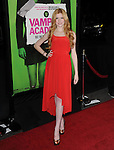 Katherine McNamara attends The Weinstein Company L.A. Premiere of Vampire Academy held at The Premiere House at Regal Cinemas L.A. Live Stadium 14 in Los Angeles, California on February 04,2014                                                                               © 2014 Hollywood Press Agency