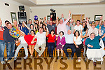 Breda Flynn from Ballyrickard Tralee celebrating her 50th birthday with friends and family at Kerins O'Rahillys clubhouse on Saturday night