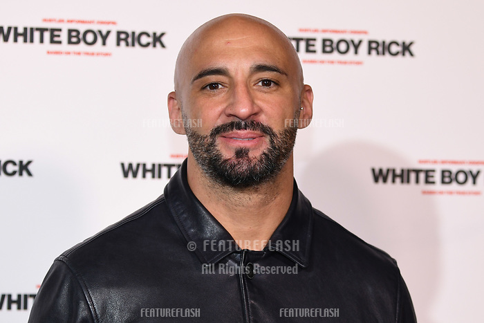 LONDON, UK. November 27, 2018: Yann Demange at the &quot;White Boy Rick&quot; screening at the Picturehouse Central, London.<br /> Picture: Steve Vas/Featureflash