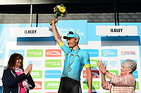 Picture by SWpix.com - 04/05/2018 - Cycling - 2018 Tour de Yorkshire - Stage 2: Barnsley to Ilkley - Yorkshire, England - Astana's Magnus Cort Nielsen takes the victory on Stage 2.