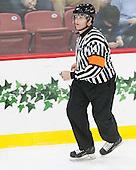 Chip McDonald - The Harvard University Crimson defeated the visiting Colgate University Raiders 7-4 (EN) on Saturday, February 20, 2016, at Bright-Landry Hockey Center in Boston, Massachusetts,