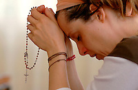 Casa ritiri spirituali  Eremo di Eupilio-Como<br /> La collina dello Spirito:preghiera e silenzio