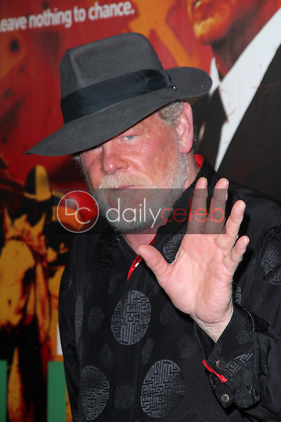 """Nick Nolte<br /> at the premiere of HBO's """"LUCK,"""" Chinese Theater, Hollywood, CA 01-25-12<br /> David Edwards/DailyCeleb.com 818-249-4998"""