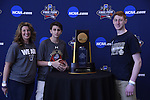 02 APR 2016: The Student Athlete Family Lunch at the 2016 Men's Final Four in Houston, TX. Stephen Nowland/NCAA Photos