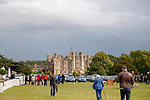 Stamford, Lincolnshire, United Kingdom, 7th September 2019, A general view of Burghley House on Day 3 of the 2019 Land Rover Burghley Horse Trials, Credit: Jonathan Clarke/JPC Images