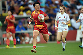 27th January 2019, Hamilton, New Zealand;  China's Peng Xin in action during the Day 2 of the HSBC World Rugby Sevens Series 2019, FMG Stadium Waikato,Hamilton, Sunday 27th January 2019.