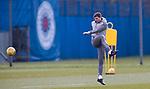 06.03.2020: Rangers training: Steven Gerrard