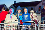 Enjoying the KNOCKNAGOSHEL Halloween festival on Sunday were Calum Hayes, Calum Huston, Shane Howarth and Zach Howarth