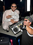 CORAL GABLES, FL - JULY 14: Maluma and Carlitos el producto attends the Univision's 13th Edition Of Premios Juventud Youth Awards at Bank United Center on July 14, 2016 in Coral Gablesi, Florida.  ( Photo by Johnny Louis / jlnphotography.com )
