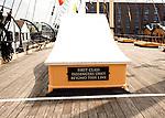 First class deck area, SS Great Britain maritime museum, Bristol, England