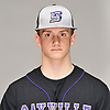 Brock Murtha of Sayville poses for a portrait during Newsday's varsity baseball season preview photo shoot at company headquarters in Melville on Thursday, March 22, 2018.