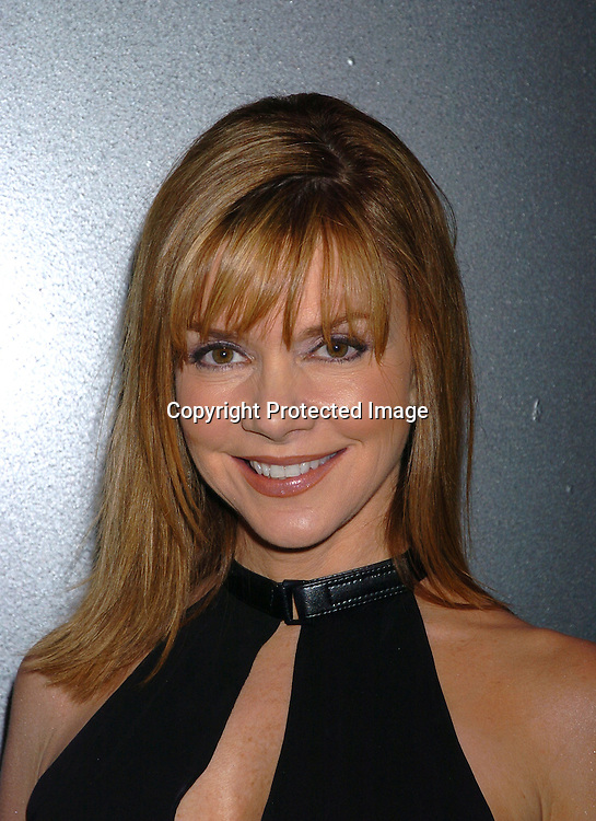 Bobbie Eakes ..at the All My Children Christmas party at the Copacabana  on December 17, 2003. Photo by Robin Platzer, Twin Images.