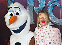 European Premiere of Frozen 2 held at the BFI Southbank, London on Sunday November 17th 2019 <br /> <br /> Photo by Keith Mayhew