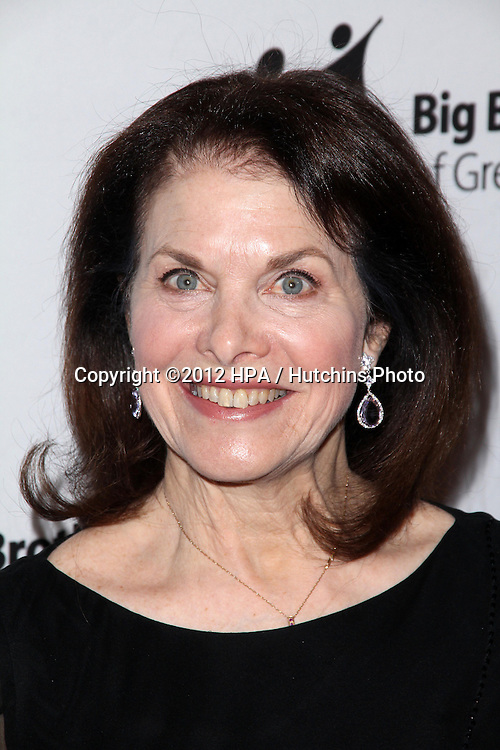 LOS ANGELES - OCT 26:  Sherry Lansing arrives at the Big Brothers Big Sisters of Greater Los Angeles 2012 Rising Stars Gala at Beverly Hilton on October 26, 2012 in Beverly Hills, CA