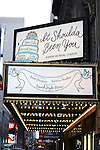 'It Shoulda Been You' - Theatre Marquee