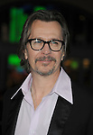 "HOLLYWOOD, CA. - January 11: Gary Oldman attends the ""The Book Of Eli"" Los Angeles Premiere at Grauman's Chinese Theatre on January 11, 2010 in Hollywood, California."