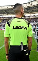 Referee spray <br /> Torino 27-10-2019 Stadio Olimpico <br /> Football Serie A 2019/2020 <br /> FC Torino - Cagliari Calcio <br /> Photo Giuliano Marchisciano / Insidefoto