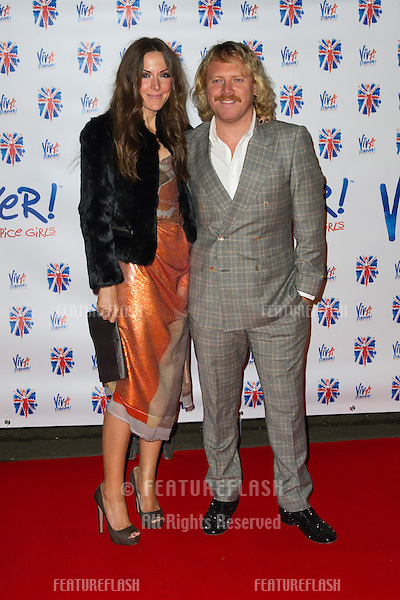 Leigh Francis at the Viva Forever Press Night, London. 11/12/2012 Picture by: Simon Burchell / Featureflash
