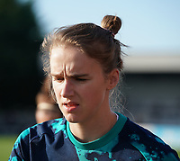 20191027 - Boreham Wood: Arsenal's Vivianne Miedema is pictured before the Barclays FA Women's Super League match between Arsenal Women and Manchester City Women on October 27, 2019 at Boreham Wood FC, England. PHOTO:  SPORTPIX.BE | SEVIL OKTEM
