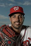 VIERA, FL-  FEBRUARY 24:  Pitcher Gio Gonzalez poses for a portrait during the Washington Nationals Spring Training at Space Coast Stadium in Viera, FL (Photo by Donald Miralle) *** Local Caption ***